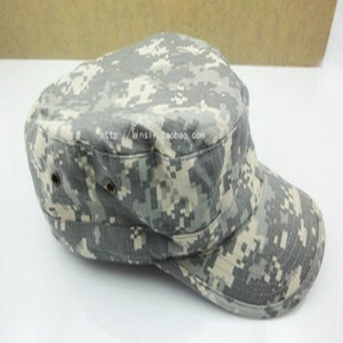 Black Acu Digital Camouflage Cap by Ali Express in Unfinished Business