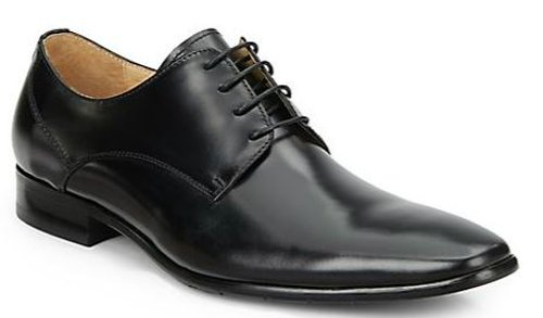 Leather Dress Shoes by Just Ice in Horrible Bosses 2