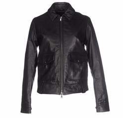 Leather Jacket by Mauro Grifoni in Keeping Up With The Kardashians