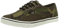 Authentic Lo Pro Skate Shoes by Vans in Barely Lethal