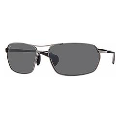 Maliko Gulch Polarized Rectangle Sunglasses by Maui Jim in Jason Bourne