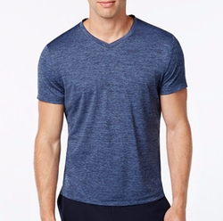 Ethan Performance T-Shirt by Alfani in Rosewood