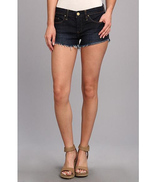 Little Queenie Cut Off Short in Denim Blue by Blank NYC in Neighbors