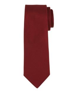 Grosgrain Solid Tie by Lanvin in Youth