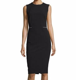 Marilyn Sleeveless Sheath Dress by Lafayette 148 New York in How To Get Away With Murder