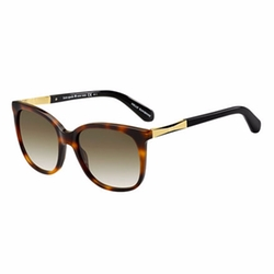 Julieanna Round Sunglasses by Kate Spade New York in The Layover