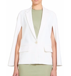 Cape Blazer by Givenchy in Empire