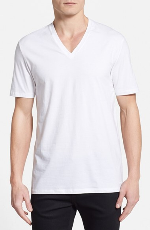 'Dredosos' V-Neck T-Shirt by Boss Hugo Boss in Fast Five