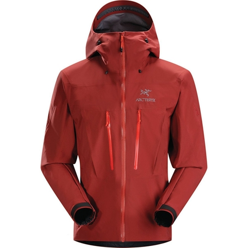 Alpha SV Jacket by Arc'teryx in The Bourne Legacy