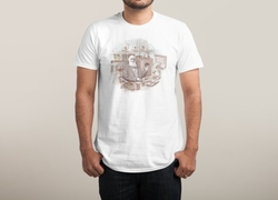 Men's Graphic Tee by Threadless in The Flash
