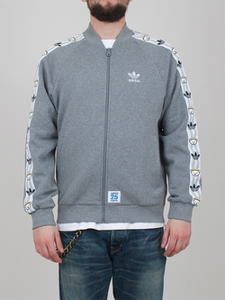 Fleece Track Jacket by Adidas Originals by Nigo in Ballers
