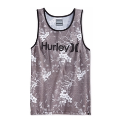 Meadowlark Floral Tank Top by Hurley in Animal Kingdom