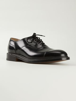 Lancaster Oxford Shoes by Church's in Suits