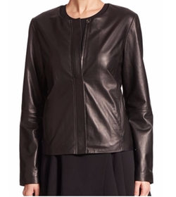 Leather Jacket by Saks Fifth Avenue Collection in How To Get Away With Murder