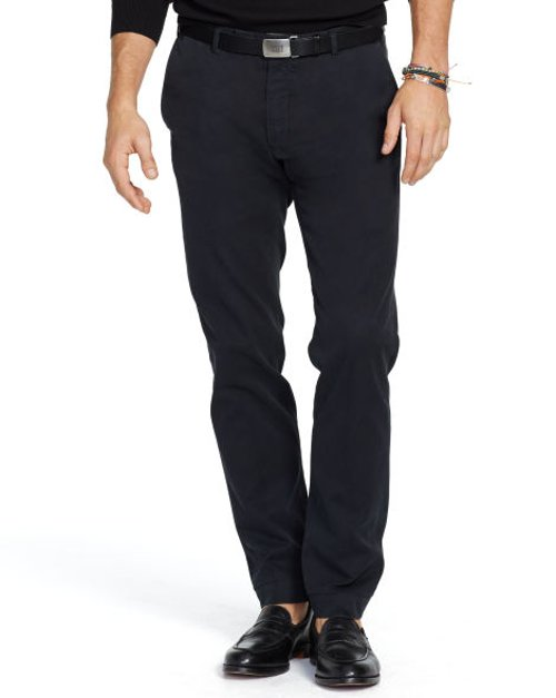 Slim-Fit Lightweight Chino by Ralph Lauren in The Age of Adaline