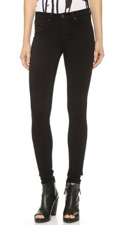 The Plush Legging Jeans by Rag & Bone/Jean in Jupiter Ascending