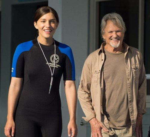 Ocean Tec - Custom Made Ladies Shorty Stretch Wetsuit (Juliana Harkavy) by Ocean Tec in Dolphin Tale 2