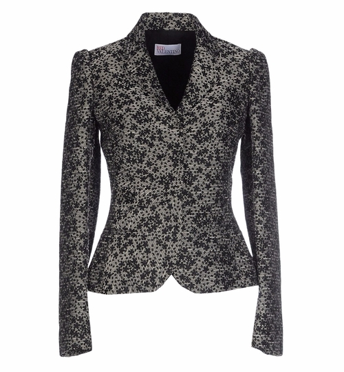 Tweed Blazer by Red Valentino in The Good Wife