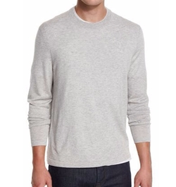 Cashmere-Silk Crewneck Sweater by Neiman Marcus in Lethal Weapon