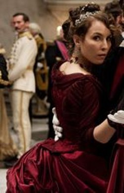 Custom Made Ball Gown by Jenny Beavan (Costume Designer) in Sherlock Holmes: A Game of Shadows