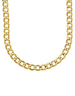 Gold Mens Necklace by Lord & Taylor in Top Five