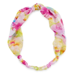 Floral Love Knot Headband by Carole  in Gossip Girl