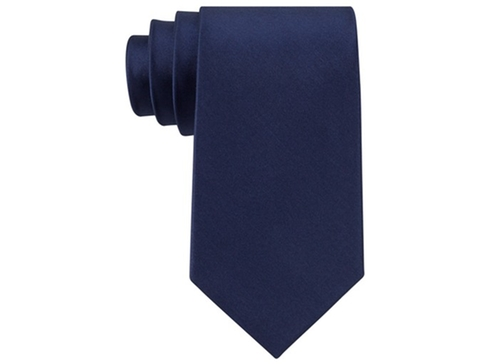 Solid Tie by Michael Kors in The Spy Who Loved Me