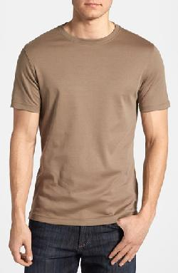 'Georgia' Crewneck T-Shirt by Robert Barakett in Sabotage