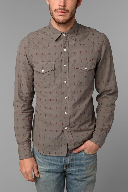 Terrence Western Shirt by Salt Valley in Jurassic World