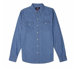 Bobby Western Shirt by Deus Ex Machina in The Ranch