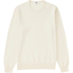 Men's Cashmere Crew Neck Sweater by Uniqlo in Scream Queens