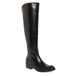 'Tallin' Over-The-Knee Riding Boots by Toni Pons in Atomic Blonde