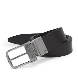 Classic Leather Belt by Burberry in The Age of Adaline