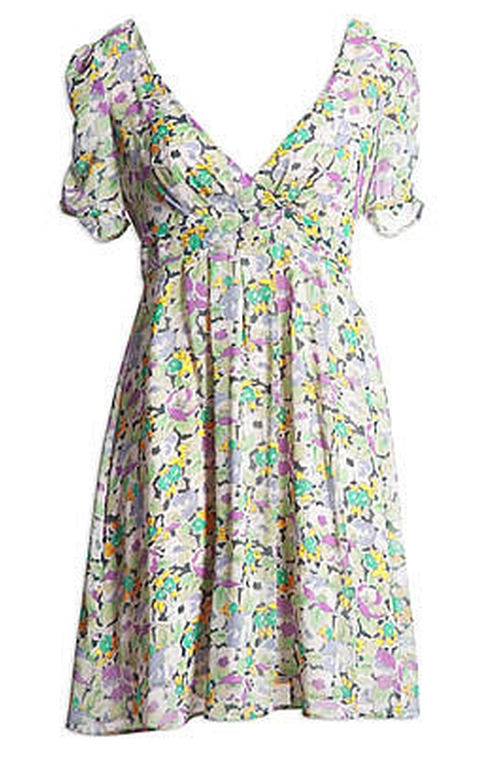 Flower Garden Dress by American Eagle Outfitters in High School Musical 3: Senior Year