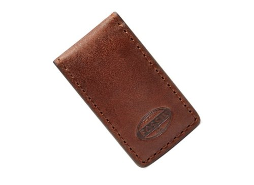 Leather Money Clip by Fossil Estate in Tomorrowland