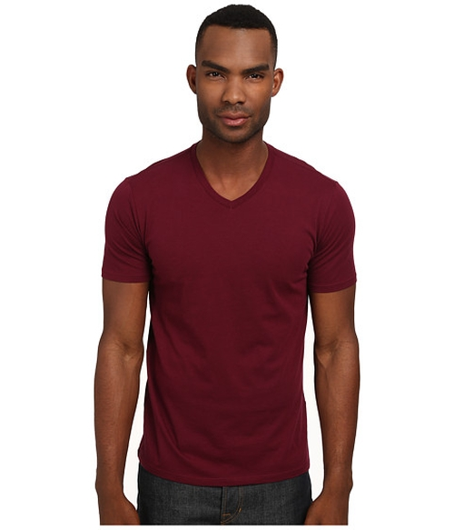 V-Neck T-Shirt by Vince in Nashville