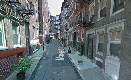 Margaret Street Boston, Massachusetts in The Town