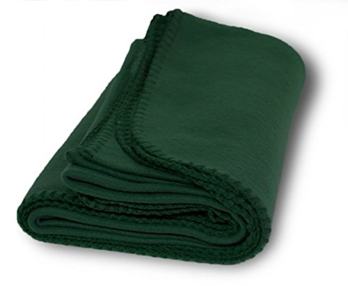 Green Fleece Blanket Case by DDI in Fight Club