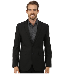 Slim Fit Tonal Suit Jacket by Perry Ellis in The Blacklist