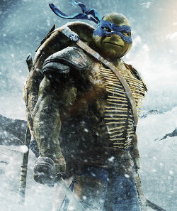 Leonardo by I. Javier Ameijeiras (Concept Illustrator) in Teenage Mutant Ninja Turtles (2014)