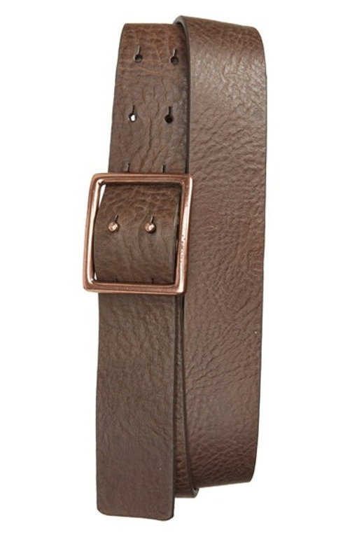 Leather Belt by Caputo & Co in The Longest Ride