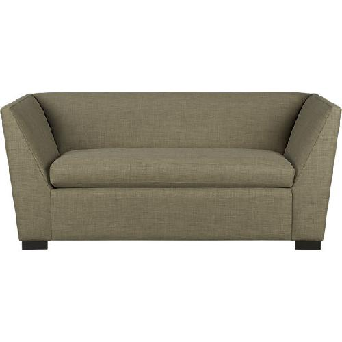 twin sleeper sofa by Julius bark in Million Dollar Arm