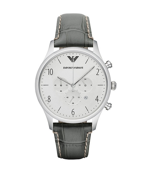 Men's Classic Chronograph Watch by Emporio Armani in Ballers - Season 1 Episode 10