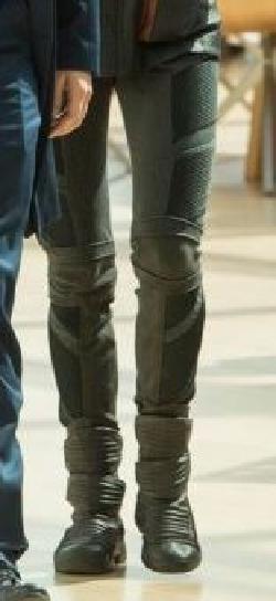 Custom Made Tris Prior 'Dauntless' Pants by Carlo Poggioli (Costume Designer) in Divergent