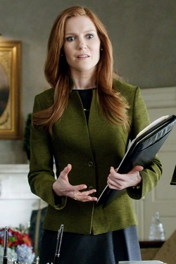 Acciuga Jacket by Max Mara in Scandal