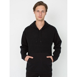 Turn Out Pullover Hoodie by American Apparel in Creed