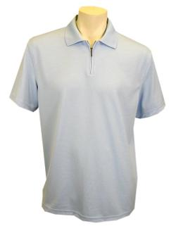 Zip Polo Shirt by Viva Europa in Limitless