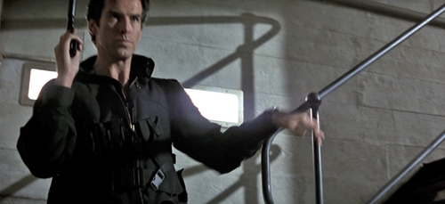 Modified American M-1965 Field Jacket by Angels and Bermans (Costume Designer) in GoldenEye