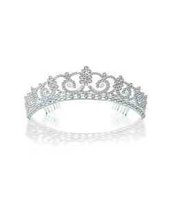 Kate Middleton Inspired Royal Bridal Tiara by Bling Jewelry in Pretty Little Liars