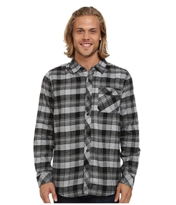 Palisade Flannel Woven Shirt by O'Neill in Silicon Valley